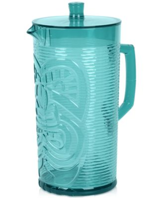 Tiki Textured Pitcher