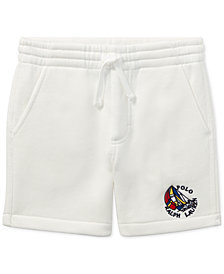 Polo Ralph Lauren Little Boys CP-93 Fleece Shorts