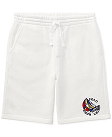 Polo Ralph Lauren Big Boys CP-93 Fleece Shorts