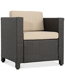 Madison Outdoor Club Chair (Set of 2)