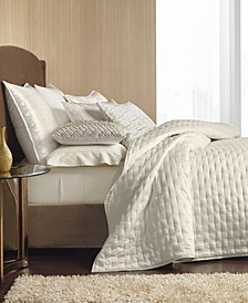 Opalescent Quilted Coverlet & Sham Collection, Created for Macy's