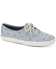 Keds Women's Champion Star Lace-Up Fashion Sneakers