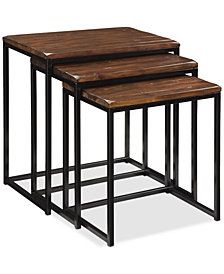 Blaisdell Nesting Table (Set of 3), Quick Ship