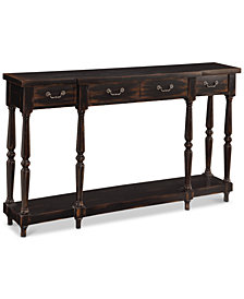 Apperson Console Table, Quick Ship