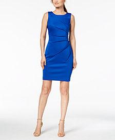 Calvin Klein Petite Starburst Sheath Dress