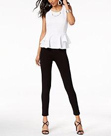 Thalia Sodi Necklace Top & Leggings, Created for Macy's