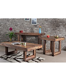Brownstone Table Collection, Quick Ship