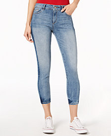 Dl 1961 Florence Instasculpt Two-Tone Skinny Jeans