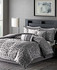 Carlow 7-Pc. California King Comforter Set
