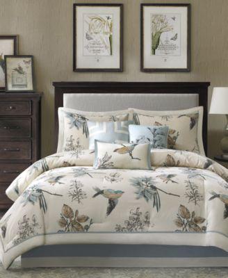 Quincy 7-Pc. Queen Comforter Set