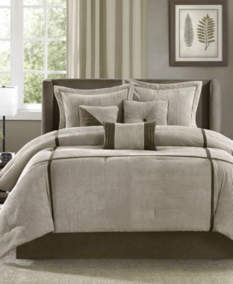Dallas 7-Pc. Queen Comforter Set
