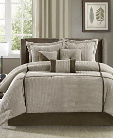 Madison Park Dallas 7-Pc. Comforter Sets