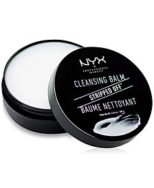 NYX Professional Makeup Stripped Off Cleansing Balm, 3.52-oz.