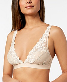 Embrace Lace Soft Cup Wireless Bra 852191