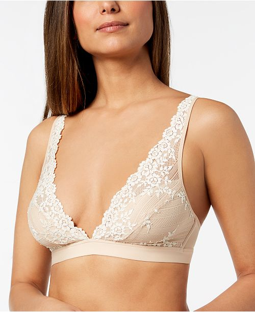 eb9dccb8c0 Wacoal Embrace Lace Soft Cup Wireless Bra 852191   Reviews - All ...
