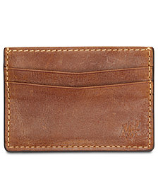 Patricia Nash Men's Slim Leather Card Case