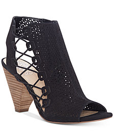 Vince Camuto Elison Cone-Heel Dress Sandals