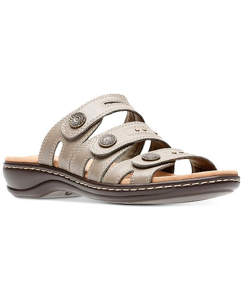 91e7aea13dc3 Clarks Collection Women s Leisa Lakia Sandals   Reviews - Sandals ...