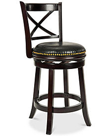 Raines Counter Stool, Quick Ship