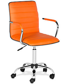 Haden Desk Chair, Quick Ship