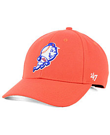'47 Brand New York Mets Curved MVP Cap