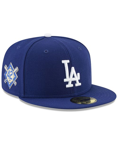 71a4adc46f545 ... New Era Los Angeles Dodgers Jackie Robinson Day 59FIFTY FITTED Cap ...