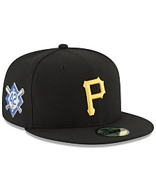 New Era Pittsburgh Pirates Jackie Robinson Day 59FIFTY FITTED Cap