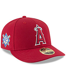 New Era Los Angeles Angels Jackie Robinson Day Low Profile 59FIFTY FITTED Cap