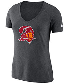 Nike Women's Tampa Bay Buccaneers Historic Logo T-Shirt
