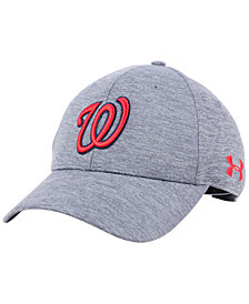 Under Armour Washington Nationals Twist Closer Cap