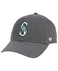 Seattle Mariners Charcoal MVP Cap