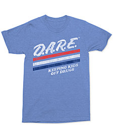 Changes Men's D.A.R.E. Graphic-Print T-Shirt