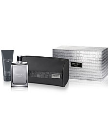 Jimmy Choo Men's 3-Pc. Jimmy Choo Man Gift Set