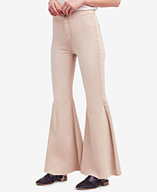 Free People Just Float On Flare-Leg Jeans