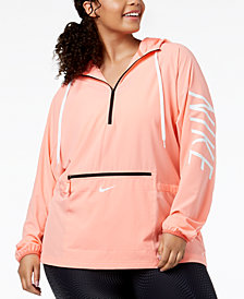 Nike Flex Plus Size Dri-FIT Packable Jacket