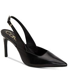 Calvin Klein Women's Rielle Slingback Pumps