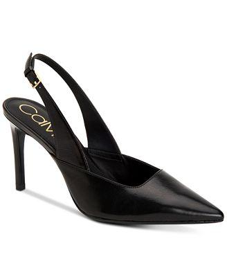 Calvin Klein Women's Rielle Slingback Pump