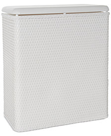 Lamont Home Carter Upright Hamper
