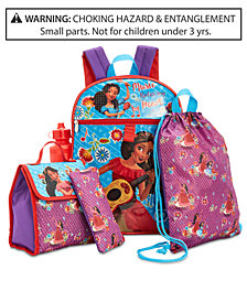 Disney's® Princess Elena of Avalor 5-Pc. Backpack & Accessories Set, Little & Big Girls