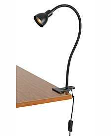 Cal Lighting LED Clamp Gooseneck Light