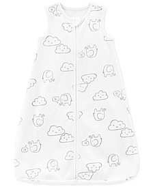 Carter's Baby Boys or Girls Printed Cotton Sleeping Bag