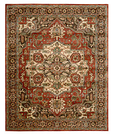 Nourison Area Rugs, Jaipur JA36 Red