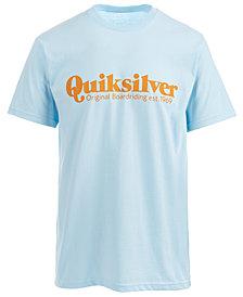 Quiksilver Men's Twin Fin Mates Graphic-Print T-Shirt