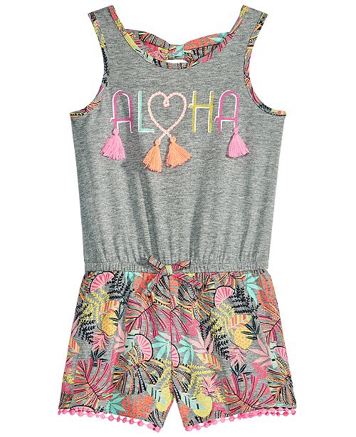 0d9feacfb8ce Epic Threads Toddler Girls Bow-Back Tank Romper