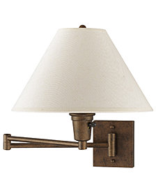 Cal Lighting Swing Arm Wall Sconce