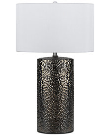 Cal Lighting Brava Ceramic Table Lamp