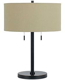 Calais Metal Table Lamp