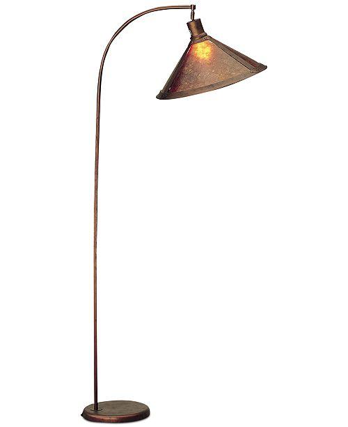 Cal Lighting Patrick Arc Floor Lamp