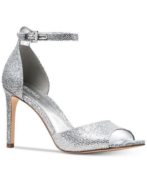 Michael Kors Women's Shelly Flex Dress Sandals
