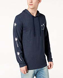 American Rag Men's Palm Tree Hoodie, Created for Macy's